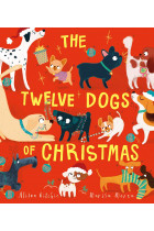 Купить - Книги - The Twelve Dogs of Christmas