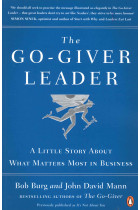 Купить - Книги - The Go-Giver Leader. A Little Story About What Matters Most in Business