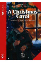 Купить - Книги - A Christmas Carol Elementary Book. TR2 (+ CD)