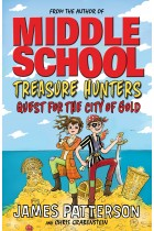 Купити - Книжки - Treasure Hunters. Quest for the City of Gold