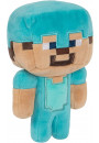 Купити - М'яка іграшка JINX Minecraft Happy Explorer Diamond Steve Plush (JINX-8731)