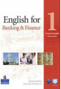 Купить - Vocational English: English for Banking & Finance 1 Coursebook with CD-ROM