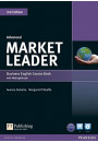 Купить - Market Leader (3rd Edition) Advanced Coursebook with DVD-ROM and MyLab Access Code