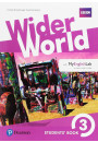 Купить - Wider World 3 (B1) Student's eBook (Internet Access Card) with MyEnglishLab & Extra Online Homework