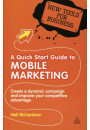 Купити - A Quick Start Guide to Mobile Marketing