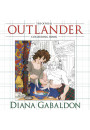 Купить - The Official Outlander Colouring Book