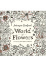 Купити - World of Flowers: A Colouring Book and Floral Adventure