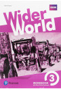 Купити - Wider World 3 Workbook with Online Homework