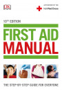 Купити - First Aid Manual. The Step-by-Step Guide For Everyone (Irish edition)