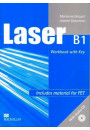 Купить - Laser B1 Second Edition Workbook with Key (+ CD-ROM)