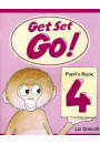 Купить - Get Set Go 4. Pupil's Book