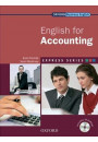 Купить - Oxford English for Accounting. Student's Book