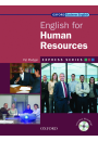 Купить - Oxford English for Human Resources. Student's Book (+ CD-ROM)