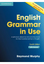 Купить - English Grammar in Use with Answers. A Self-Study Reference and Practice Book for Intermediate Students of English