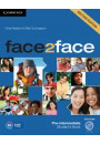 Купити - Face2face. Pre-intermediate Student's Book with DVD