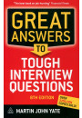 Купити - Great Answers to Tough Interview Questions