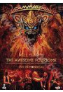 Купить - Gamma Ray: Hell Yeah!!! The Awesome Foursome. Live in Montreal (2 DVD)