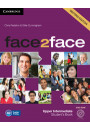 Купити - Face2face. Upper Intermediate Student's Book with DVD