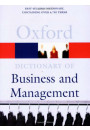 Купить - Oxford Dictionary Business and Managment 4ed