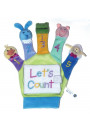 Купить - Let's Count! A Hand-Puppet Board Book