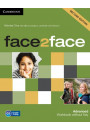 Купити - face2face Advanced Workbook without Key