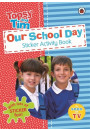 Купити - Topsy and Tim: Our School Day. Sticker Activity Book
