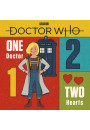 Купити - Doctor Who: One Doctor, Two Hearts