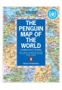 Купити - The Penguin Map of the World