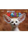 Купить - Welcome To Our World. Level 1. Student's Book (+ наклейки)