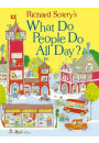 Купити - What Do People Do All Day?