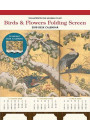Купить - Birds and Flowers Folding Screen 2018 Desk Calendar