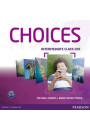 Купить - Choices Intermediate Class Audio CDs (6)