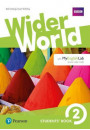 Купить - Wider World 2 (A2) Student's eBook (Internet Access Card) with MyEnglishLab & Extra Online Homework