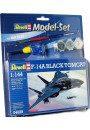 Купить - Модель Revell Самолет F-14A Tomcat Black Bunny 1:144 Model Set (64029)