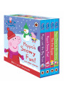 Купити - Peppa's Snowy Fun and other stories. Box Set (4-board book slipcase)