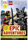 Купити - LEGO NINJAGO Epic Adventures