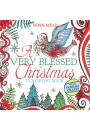Купити - A Very Blessed Christmas Coloring Book