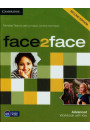 Купити - Face2face Advanced Workbook with Key