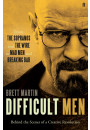 Купить - Difficult Men. Behind the Scenes of a Creative Revolution. From «The Sopranos» and «The Wire» to «Mad Men» and «Breaking Bad»
