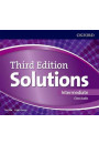 Купить - Solutions. Intermediate. Class Audio CDs