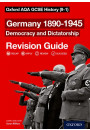 Купити - Oxford AQA GCSE History Revision Guides Germany 1890-1945 Democracy and Dictatorship Revision Guide