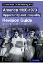 Купити - Oxford AQA GCSE History Revision Guides America 1920-1973: Opportunity and Inequality Revision Guide
