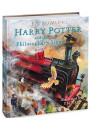 Купить - Harry Potter and the Philosopher's Stone. Illustrated Edition