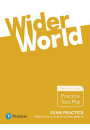 Купить - Wider World 1 (A1) Exam Practice: Pearson Tests of English General Level Foundation (A1)