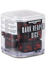 Купить - Набор кубиков Games Workshop Warhammer 40000: Dark Reapers Dice (99220104007)