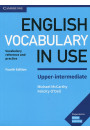 Купить - English Vocabulary in Use Upper-Intermediate: Book with Answers. Vocabulary Reference and Practice