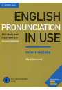Купити - English Pronunciation in Use Intermediate Book with Answers and Downloadable Audio 2nd Edition