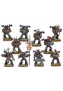 Купить - Набор фигурок Games Workshop CHAOS SPACE MARINE SQUAD (99120102055)