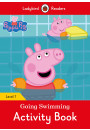Купить - Peppa Pig Going Swimming Activity Book. Level 1