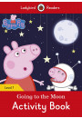 Купить - Peppa Pig Going to the Moon Activity Book. Level 1